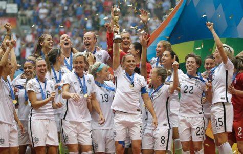 US Women's Soccer Team sues US Soccer League for gender discrimination