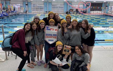 Loretto swim team competes while sick