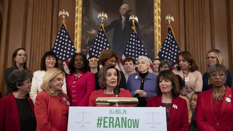 Equal Rights Amendment revival