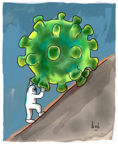 The coronavirus has caused a big disruption in Americans