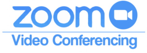 Zoom's logo. Image courtesy of UNC.edu.