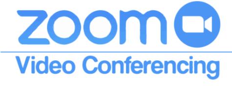 Zoom's logo. Image courtesy of UNC.edu.