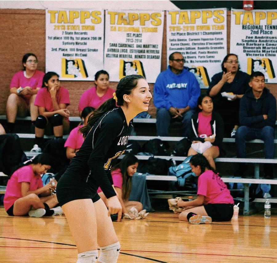 Abigail Eudave makes El Paso Hall of Fame