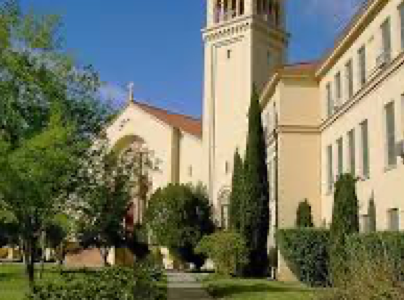 Pictured above is the famous Loretto bell tower. It is a symbol to all in Loretto Academy of where to look to find the sisterhood. Photo courtesy of Pinterest.