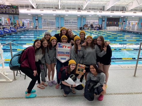 Loretto's swim team takes on state