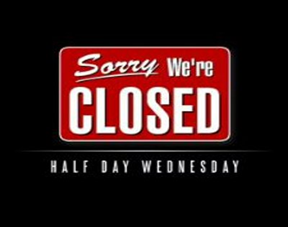 Half-day Wednesdays revoked